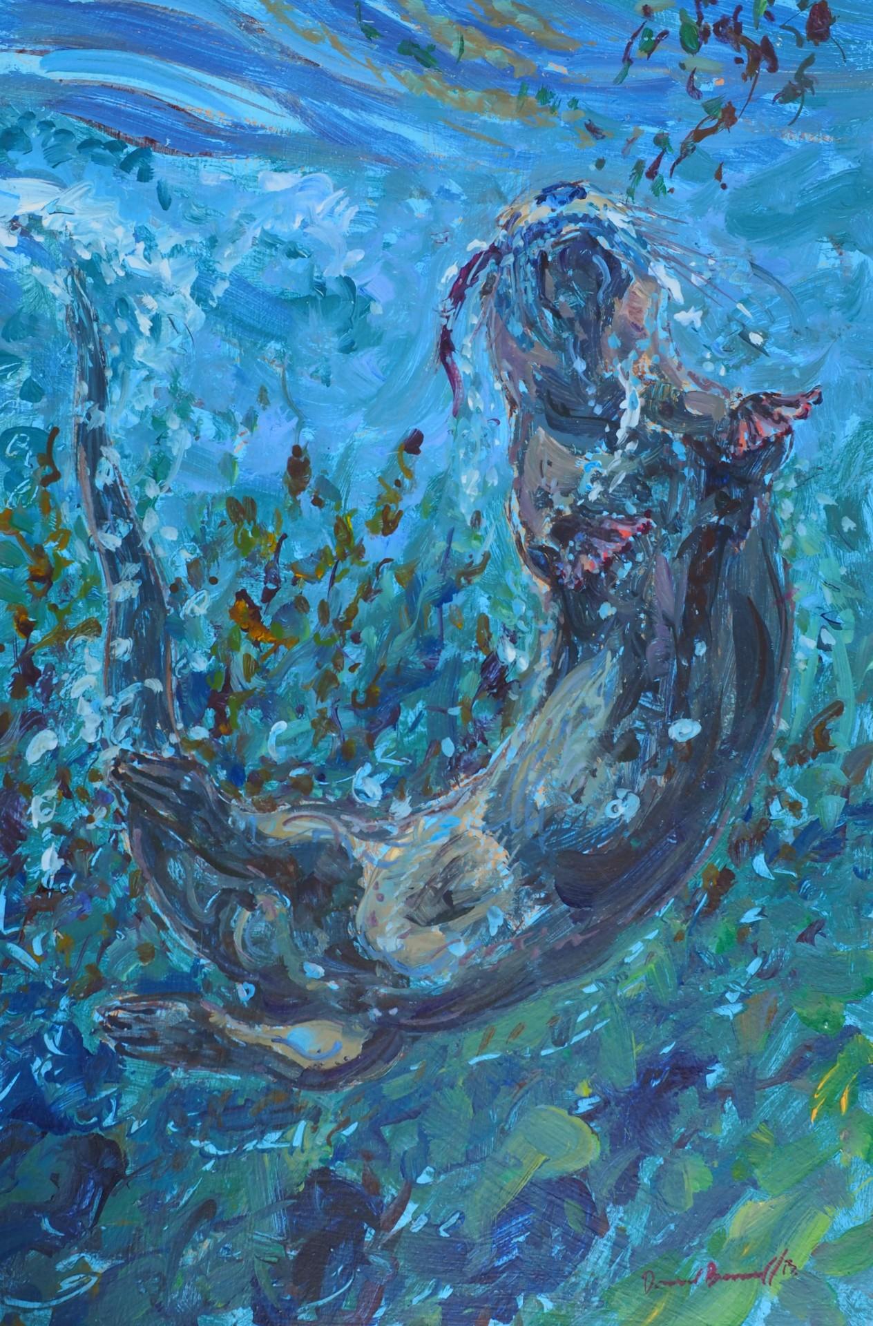 Otter Rising