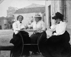 Claribel (1864–1929) and Etta Cone (1870–1949)