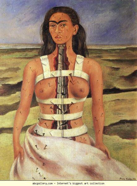 Frida Kahlo (1907—1954)