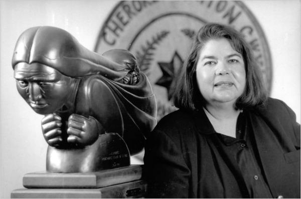 Wilma Pearl Mankiller (1945–2010)
