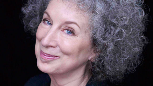 Margaret Atwood (b. 1939)