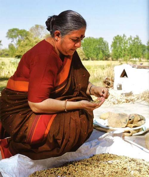 Vandana Shiva (b. 1952)
