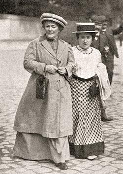 Clara Zetkin (1857–1933)