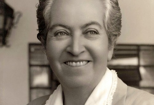 Gabriela Mistral (1889–1957)