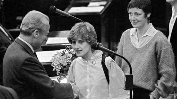 Petra Kelly (1947–1992)