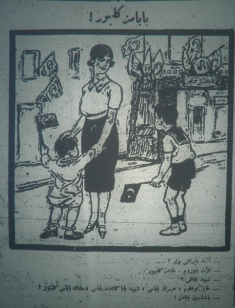 Child and Nation in Early Republican Turkey
