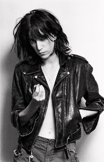 Patti Smith (b. 1946)