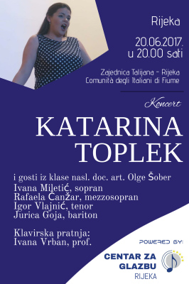 Katarina Toplek i gosti