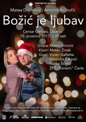 """""""BOŽIĆ JE LJUBAV"""""""