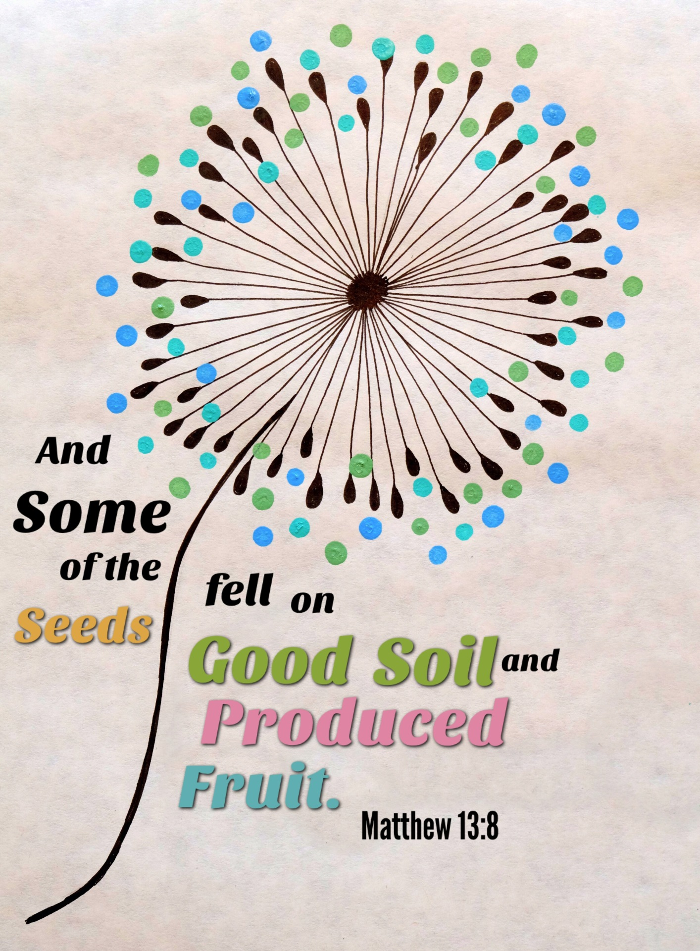Good Soil: a family devotional