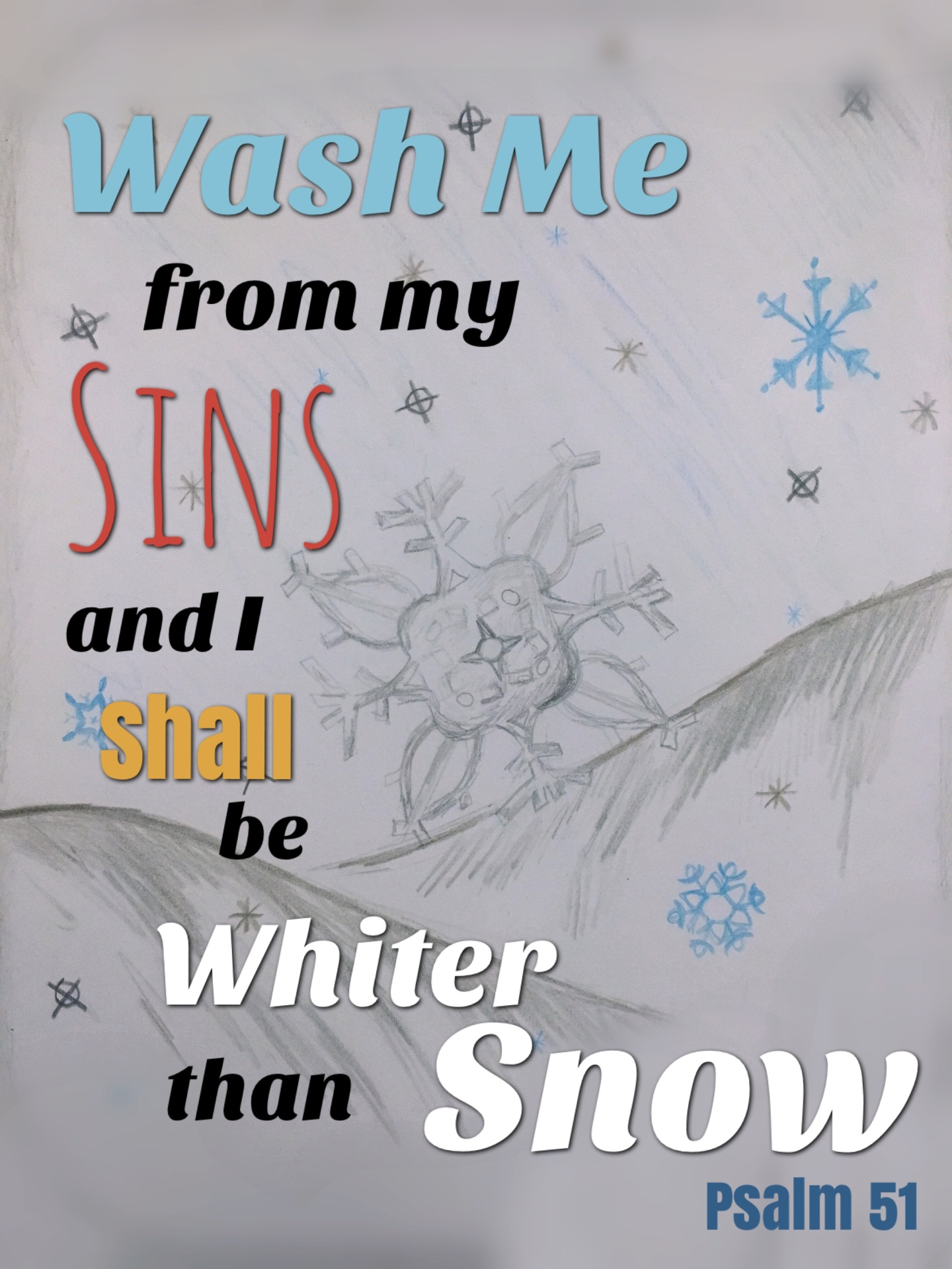 Whiter than Snow: a Family Devotional!