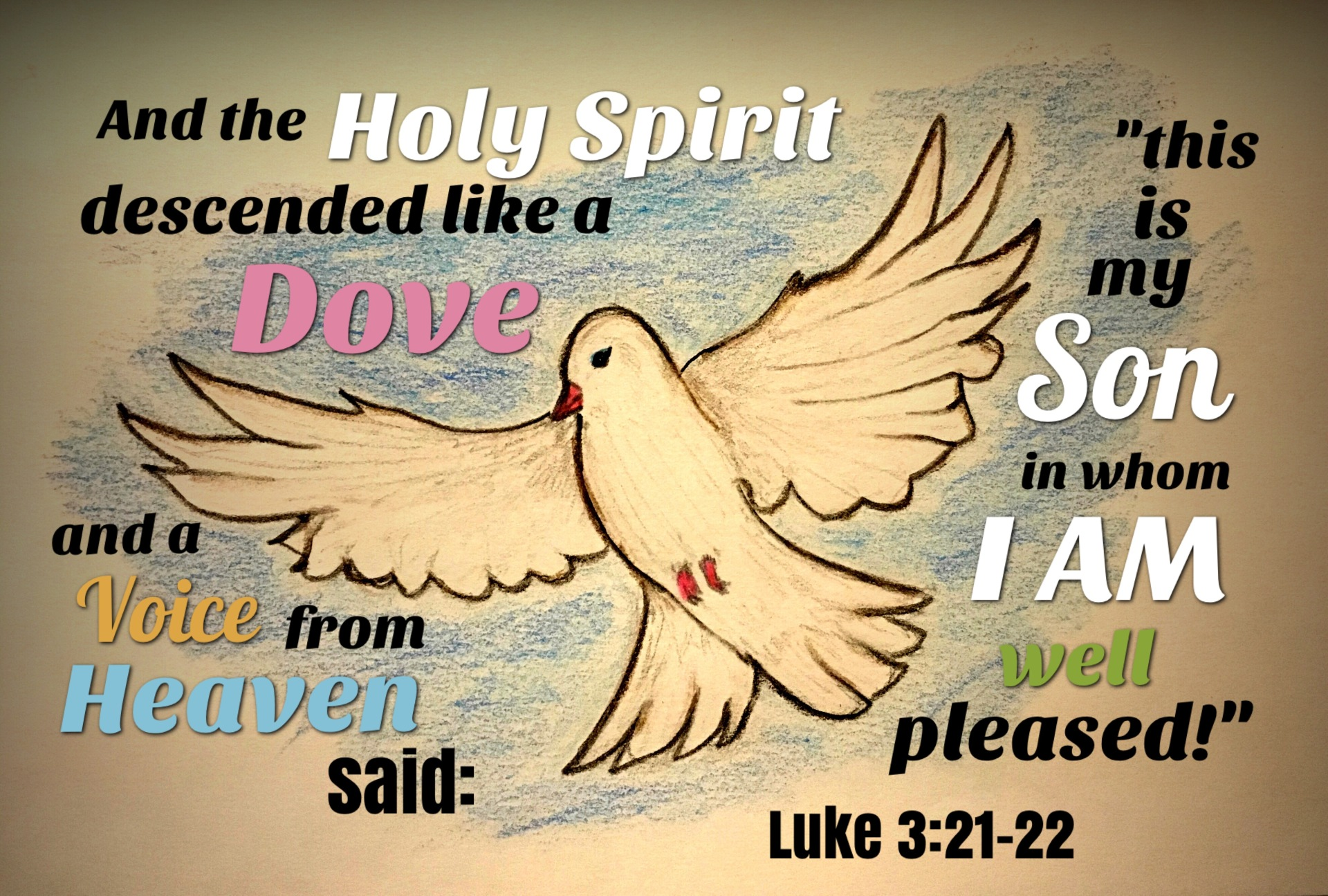 The Descinding Dove: a Family Devotional!