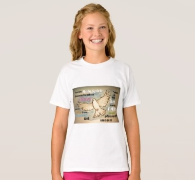 The Descinding Dove T-Shirt
