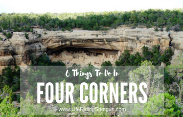 6 Things To Do In Four Corners