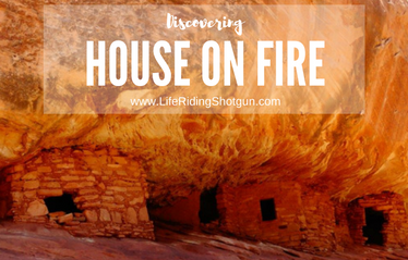 """Discovering """"House On Fire"""" Ruins"""