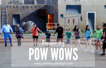 Pow Wows & Navajo Code Talkers