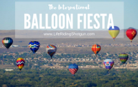 The International Hot Air Balloon Festival