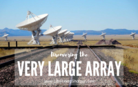 Discovering the Very Large Array