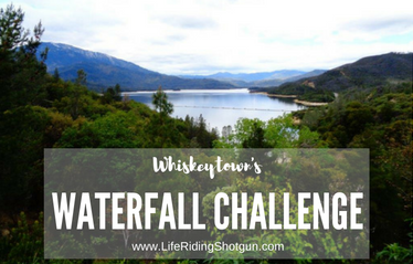 Whiskeytown's Waterfall Challenge