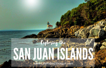 Exploring the San Juan Islands