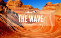 Hiking to The Wave
