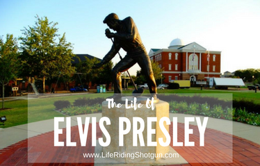 The Life of Elvis Presley - From Tupelo to Memphis