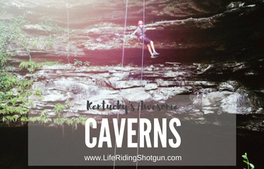 4 Cool Caverns in Kentucky