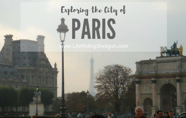 Exploring the City of Paris, France