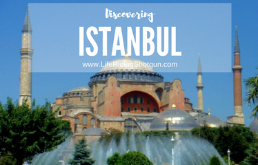 Discovering Istanbul, Turkey