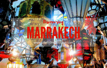 Discovering Marrakech, Morocco