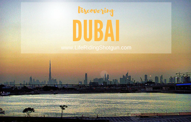 Discovering Dubai, United Arab Emirates