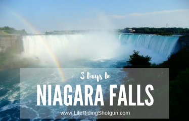 3 Days In Niagara Falls