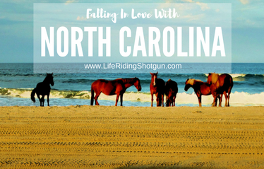 Falling in Love with North Carolina