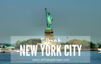 12 Hours in New York City