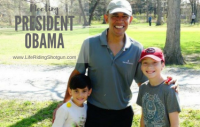 Meeting President Obama