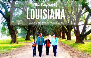 Down in the Bayous of Louisiana