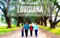 The Bayous of Louisiana