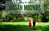 Exploring Indian Mounds in the USA