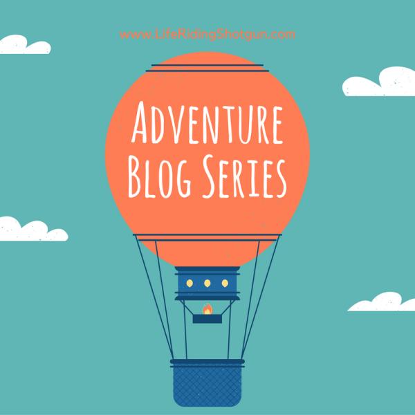 Adventure Blog Series