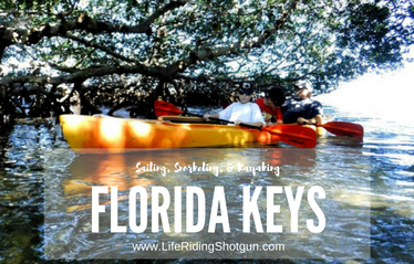 Sailing, Snorkeling, and Kayaking the Florida Keys