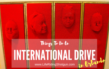 Things To Do On International Drive in Orlando