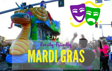 Family-Friendly Mardi Gras