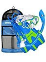 U.S. Divers Youth Buzz Junior Snorkeling Set