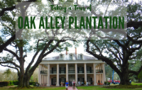 Touring Oak Alley Plantation