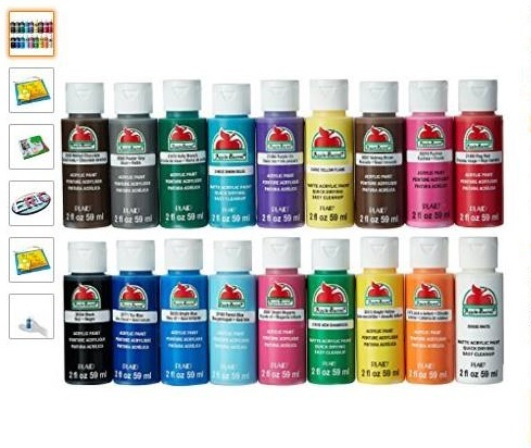 Craft Paint Kit