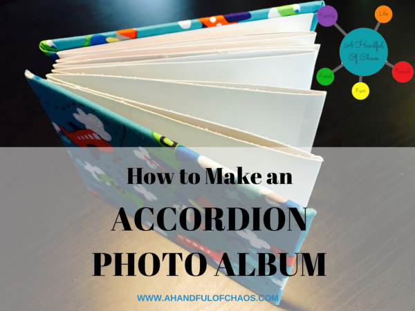 Accordion Photo Album