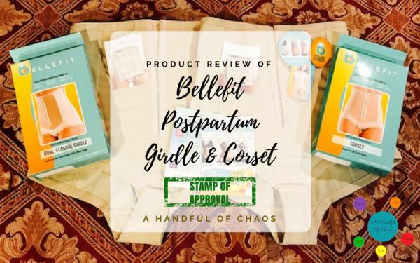 Bellefit Girdle & Corset