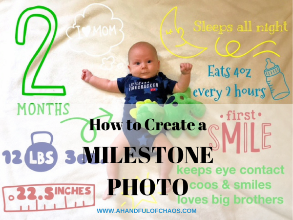 Milestone Photos