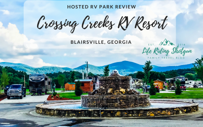 Crossing Creeks RV Resort