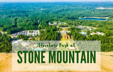 Atlanta's Stone Mountain Park